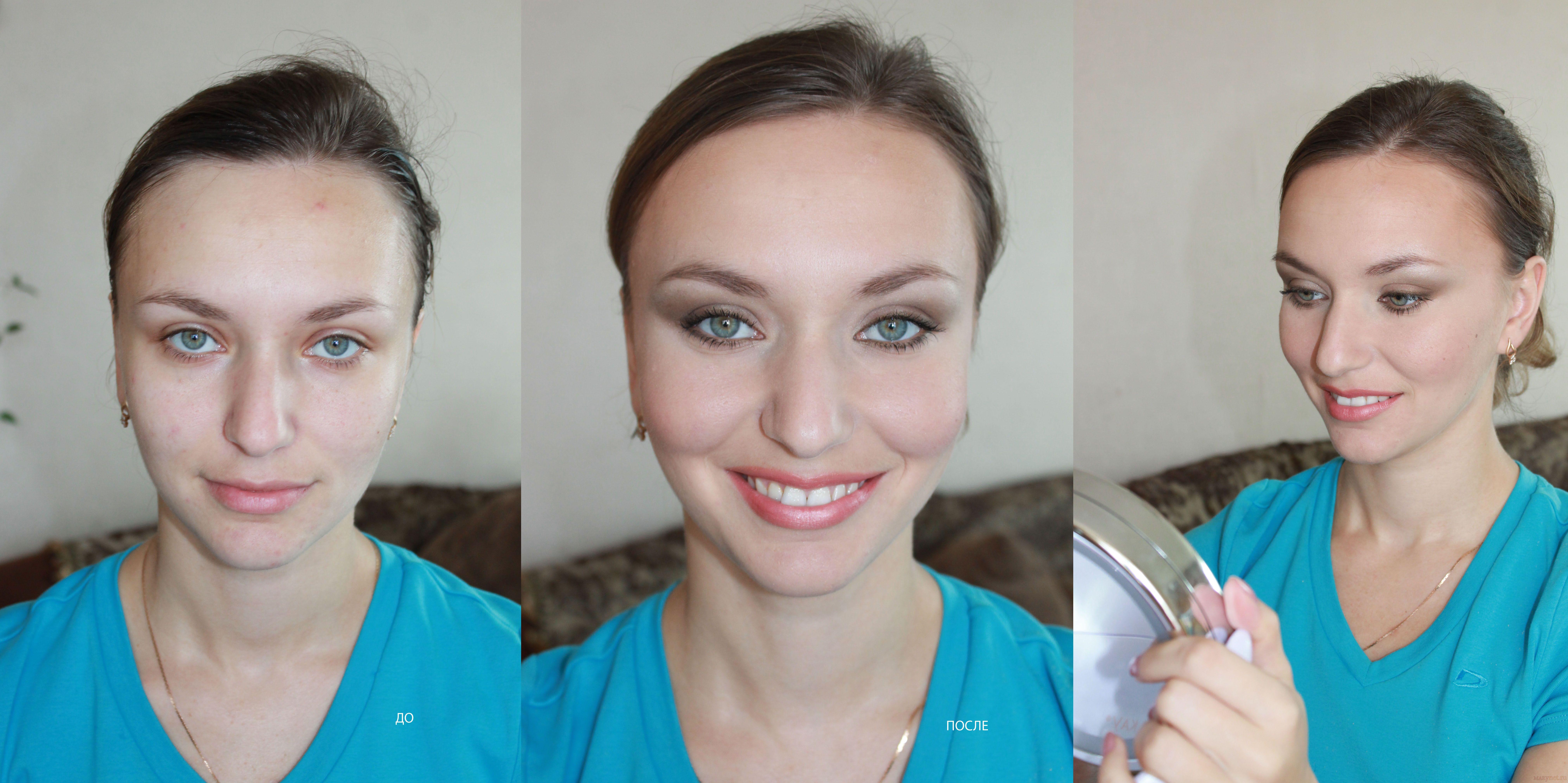 Как правильно делать фото до и после